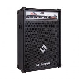 Cubo Multiuso 15 Polegadas 200W LL Audio LL 600 BT