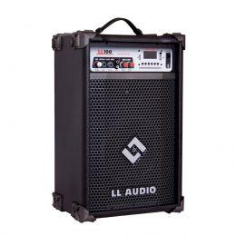 Cubo Multiuso 8 Polegadas 25W LL Audio LL 100 BT