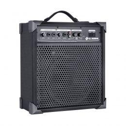 Cubo Multiuso 8 Polegadas 15W LL Audio LX 60