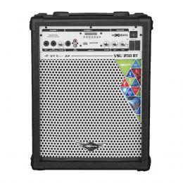 Cubo Multiuso Fal 8 Pol 35W c/ USB / Bluetooth / Bateria VSU 250 BT - Voxstorm