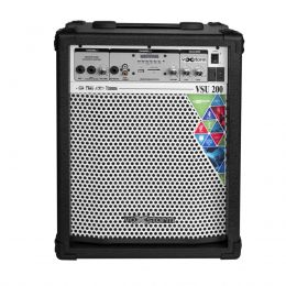 Cubo Multiuso Fal 8 Pol 35W c/ USB / Bluetooth VSU 200 - Voxstorm
