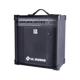Cubo Multiuso 10 Polegadas 25W LL Audio LX 100