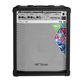 Cubo Multiuso VSU300 Preto 10 Polegadas 40W Bluetooth VOXSTORM