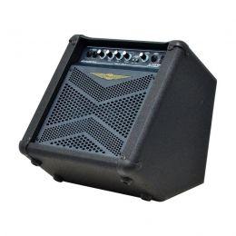 Cubo amplificado para contra-baixo 40W Oneal OCB 308X