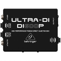 Direct Box Passivo - DI600P - Behringer