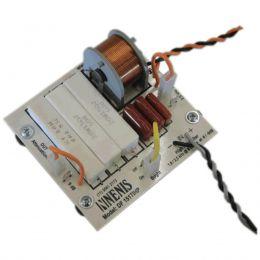 Divisor de Frequência Passivo 1 Via 150W p/ Driver de Titânio - DF 151 TI HP Nenis