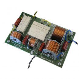 Divisor de Frequência 2 Vias 1200W p/ Alto Falante + Driver de Titânio - DF 1202 TI Nenis