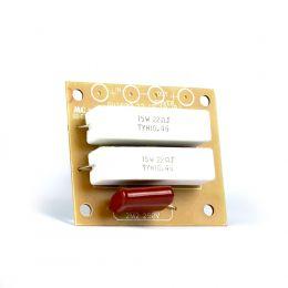Divisor de frequência 1 via 250W p/ Driver titânio SomPlus