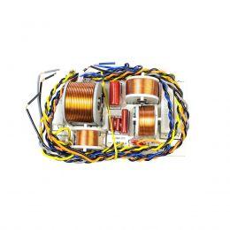 Divisor de Frequência 3 Vias 750W p/ Alto Falante + Driver + Tweeter - DF 753 H Nenis