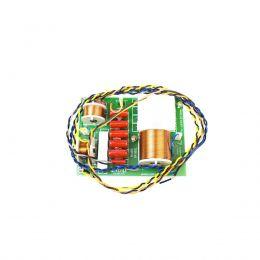 Divisor de Frequência 3 Vias 850 W p/ Alto Falante + Driver + Tweeter -  DF 853 L Nenis