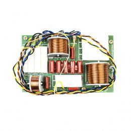 Divisor de Frequência 3 Vias 950W p/ 2 Alto Falantes + Driver de Titânio - DF 953 TI Nenis