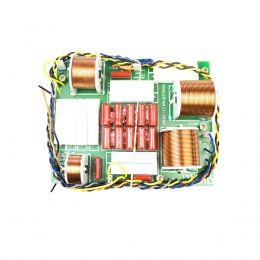 Divisor de Frequências 3 Vias 1050W p/ 2 Alto Falantes + Driver de Titânio - DF 1053 TI Nenis