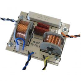 Divisor de Frequências Passivo 3 Vias 250W - DF 253 H Nenis