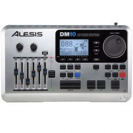 Módulo de Bateria Eletrônica e Percussão c/ 64 Timbres / USB / MIDI - DM 10 Alesis