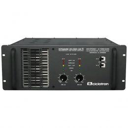 Amplificador de Potência Ciclotron 5000W RMS 2 Ohms Dynamic 20000