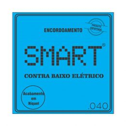 Encordamento CONTRABAIXO4 .040 4 Cordas Smart