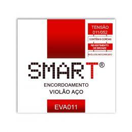 Encordamento para violão EVA011 6 Cordas de aço bronze Smart