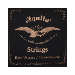 Encordoamento Ukulele Bass Thunderblack AQ 140U UB - Aquila