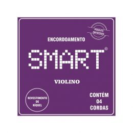 Encordamento VIOLINO4 4 Cordas Smart