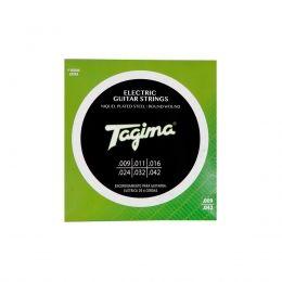 Encordoamento para Guitarra Tagima TGT 009