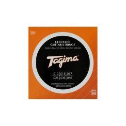 Encordoamento para Guitarra Tagima TGT 010
