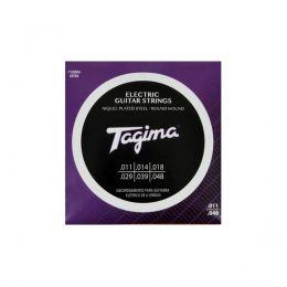 Encordoamento para Guitarra Tagima TGT 011