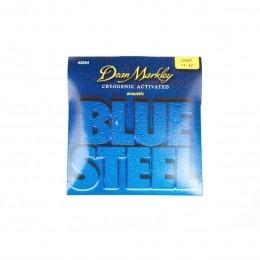 Encordoamento Violão Dean Markley Blue Steel 011 52 - #2034 DEAN MARKLEY
