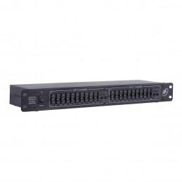 Equalizador LL Audio 15 bandas 2 Canais EQ 20 ST 15.