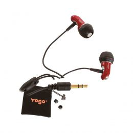 Fone de Ouvido In-ear 12 Hz - 23 KHz 16 Ohms com Bag - CD 608 Yoga