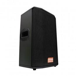 Gabinete Vazio 3 Vias Para Caixa Acústica Falante 10 polegadas + Tweeter Piezo + Corneta