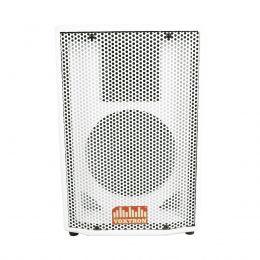 Gabinete Vazio Voxtron GAB VOX 62VIA branco para Caixa Frontal Falante 6 Polegadas + Corneta