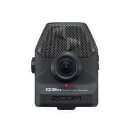 Gravador digital de áudio e vídeo Full HD 24 Bits Q2n - Zoom