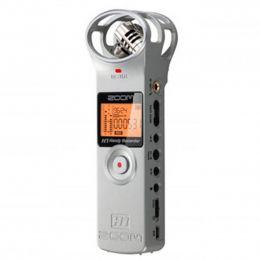 Gravador Digital H1SILVER 2 Canais 24 Bits Zoom