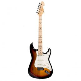 Guitarra Michael GM227N VS Strato Advanced Vintage Sunburst