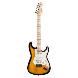 Guitarra Michael GM237N VS Strato Power Advanced Vintage Sunburst