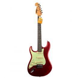 Guitarra para canhoto Strato Memphis MG32