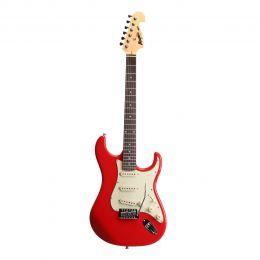 Guitarra Strato Memphis MG32 Vermelho Vintage