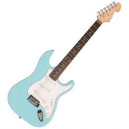 Guitarra Strato 6 Cordas 22 Trastes - Standard GM 217 N LB Michael