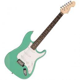 Guitarra Strato 6 Cordas 22 Trastes - Standard GM 217 N LG Michael