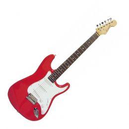 Guitarra Strato vermelha STR R - BENSON