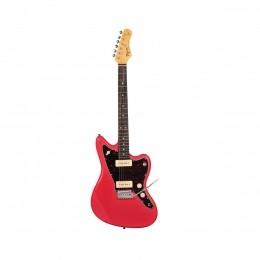 Guitarra Woodstock Fiesta Red Tagima TW 61