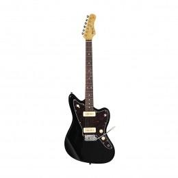 Guitarra Woodstock Preto Vintage Tagima TW 61