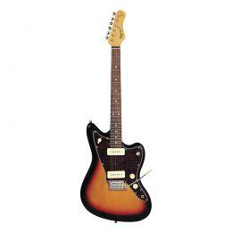 Guitarra Woodstock Sunburst Vintage Tagima TW 61