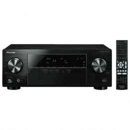 Home Theater c/ Receiver 5.1 Canais 4 HDMI, 5 Caixas e 1 Subwoofer HTP-072 - Pioneer