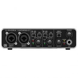 Interface de audio - UMC202HD - Behringer