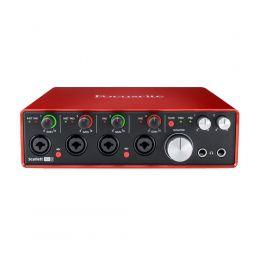 Interface de Áudio SCARLETT 18i8 Focusrite