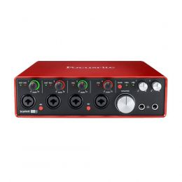 Interface de Áudio SCARLETT 18i8 Focusrite