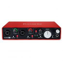 Interface de Áudio SCARLETT 2i4 Focusrite