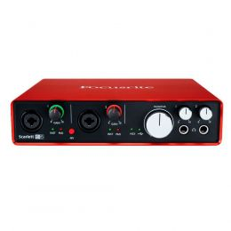 Interface de Áudio SCARLETT 6i6 Focusrite