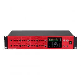 Interface de áudio Thunderbolt CLARETT 8 PRE X 26x28 Focusrite